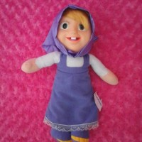 BONEKA MASHA AND THE BEAR / BONEKA MARSYA