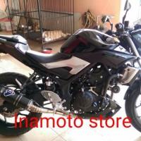 Knalpot Racing Termignoni Carbon Thailand MT25 R25
