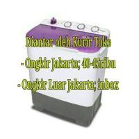 TW-8700GR-8700VL-8700PK-8700-GR-VL-PK Sanken Mesin Cuci 2 Tabung