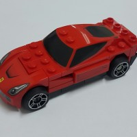 Lego Ferrari F12 Berlinetta Original