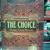 BUKU THE CHOICE AHMED DEEDAT BEST SELLER PROMO