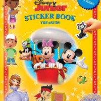 Sticker Book DISNEY JUNIOR