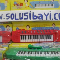Mainan Edukasi Piano Karaoke Lagu Anak Indonesia