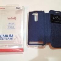 "Flip Cover Asus Zenfone Go New 4.5"" ZB452KG Flip Case"