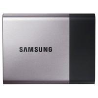 Samsung Portable SSD T3 250GB - MU-PT250B - Black