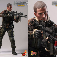 Terminator Salvation Original Version With Stand (Hot Toys) 5YLC