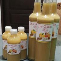 Juice Herbal Bawang Putih (Jus Garlic JBM) 250ml Terdaftar Di BPPOM