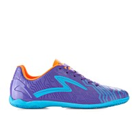 Sepatu futsal specs trident in true violet original asli murah