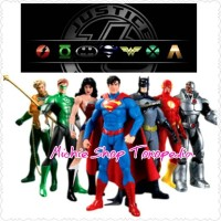 Figure Justice League 7pcs +-18cm
