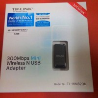 Jual USB Wifi Adapter Mini 300Mbps TP-Link TL-WN823N Murah
