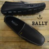 Sepatu Pria Formal Casual Bally Kulit Swedia Grade Original Termurah *