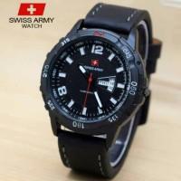 harga Jam Tangan Wanita / Cewek Swiss Army Leather DateDay Tokopedia.com