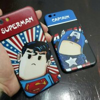 HARDCASE SuperHero For IPHONE 5/5S/5SE/6/6S HARD CASE IPHONE FASHION