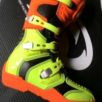 harga Sepatu Cross SND Kuning Orane Adventure Trail Tokopedia.com