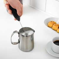 Jual Mixer Mini Alat Pengaduk Ngaduk Elektrik Minuman Telur serbaguna Murah Murah