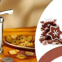 Jual Pencetak Alat Cetak Cetakan Kue Kering Biscuit Cookie Maker Murah Murah