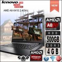 harga Laptop Lenovo G40-45 Amd A8/4Gb/500Gb/14inch Original Tokopedia.com