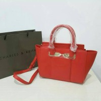 tas cnk charles and keith bag ori original asli singapore murah
