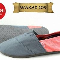 Sepatu Casual WAKAI (WIKAI) 109