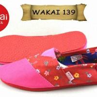 Sepatu Casual WAKAI (WIKAI) 139