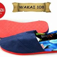 Sepatu Casual WAKAI (WIKAI) 108