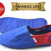 Sepatu Casual WAKAI (WIKAI ) 126