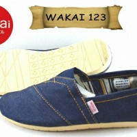 Sepatu Casual WAKAI (WIKAI) 123