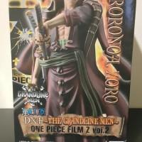 Banpresto DXF The Grandline Men One Piece FilM Z Vol 3 Zoro JAP Ver