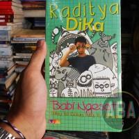 Buku Novel Babi Ngesot By Raditya Dika