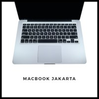Keyboard Protector Macbook Pro 13 Inch Black