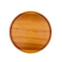 Saboyang | nampan makan buah kayu jati dapur piring pajangan interior