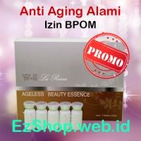 La Reina Ageless Beauty Essence Anti Aging Alami Asli Ez Shop LaReina