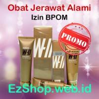 Wii Acbegone Promo 3 in 1 Paket Obat Jerawat Alami Asli Ez Shop