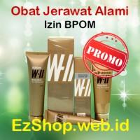 W-II Acbegone Promo 3 in 1 Paket Obat Jerawat Alami Asli Ez Shop