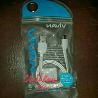 Kabel Powerbank Vivan 60cm / Cable Pro Power Bank 60 Cm Vivan Original
