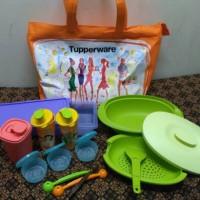 Paket Tas Tapperware