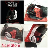 HEAD PHONE ROKER R9 MONSTER EXTRA BASS HEADSET / EAR PHONE / EAR SET