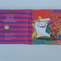 Jual Buku Bantal Kain Softbook Bayi Mengenal Warna Murah