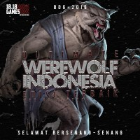 WEREWOLF CARD GAME (35 Players) Bahasa Indonesia