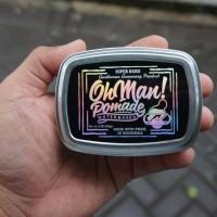 OhMan Pomade (Waterbased Superhard)