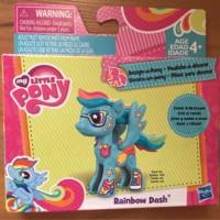 MLP HASBRO 'Rainbow Dash' design a pony kit