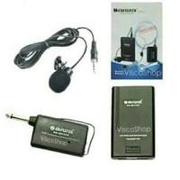 Microphone Wireless N-Aiwa NA 801 VHF Clip on