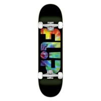 Papan Skateboard Flip Tie Dye Bullet Full Set