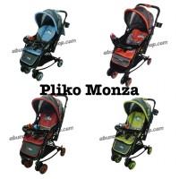harga Pliko Stroller Monza 388 Tokopedia.com