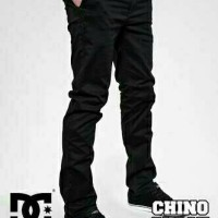 Jual Celana Chino Pria Black Grey Cream - Celana Skinny Strech Murah
