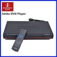 DVD PLAYER ICHIKO MURAH AWET BANDEL BACA KASET GARANSI 1TH