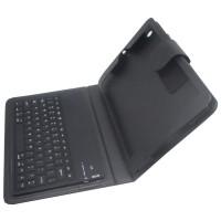 Bluetooth 3.0 Keyboard with Leather Case for iPad Mini / Mini 2 Retina