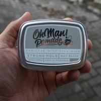 New Ohman Pomade Oilbased Nutri Green