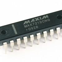 MAX7219CNG LED 7 SEGMENT DRIVER IC DIP