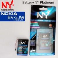 Baterai NY Platinum Nokia BV-5JW / LUMIA 800 / N9